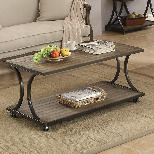 Snelling Coffee Table by Ivy Bronx