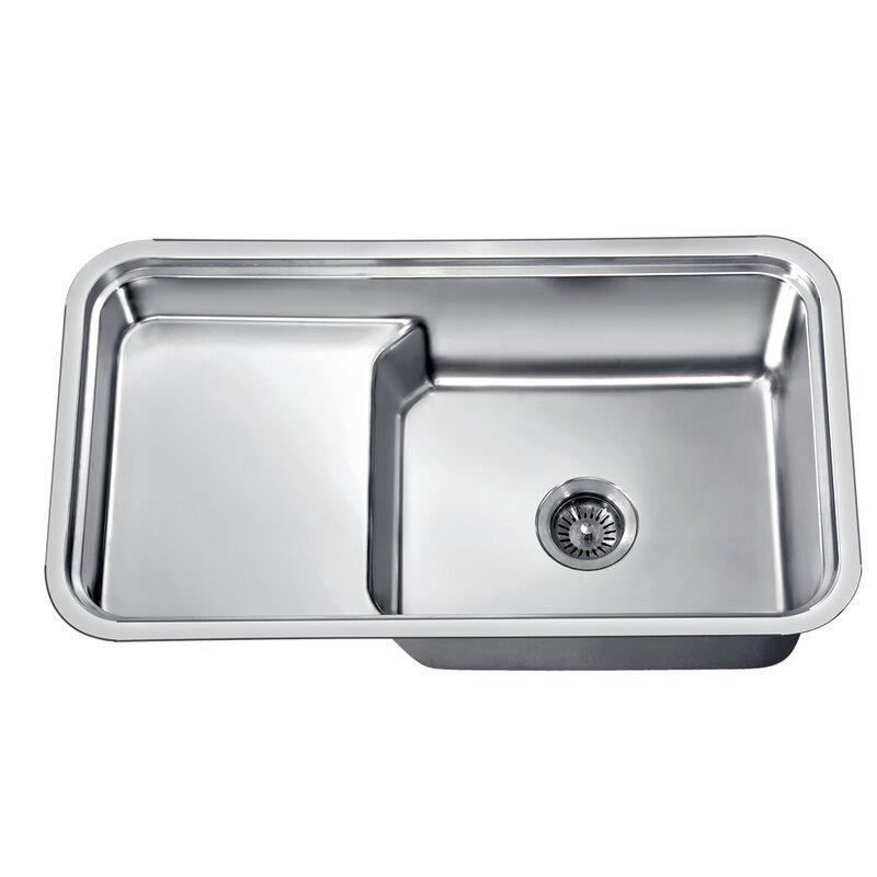 33   x 18 5   under mount single bowl kitchen sink dawn usa 33   x 18 5   under mount single bowl kitchen sink      rh   wayfair com