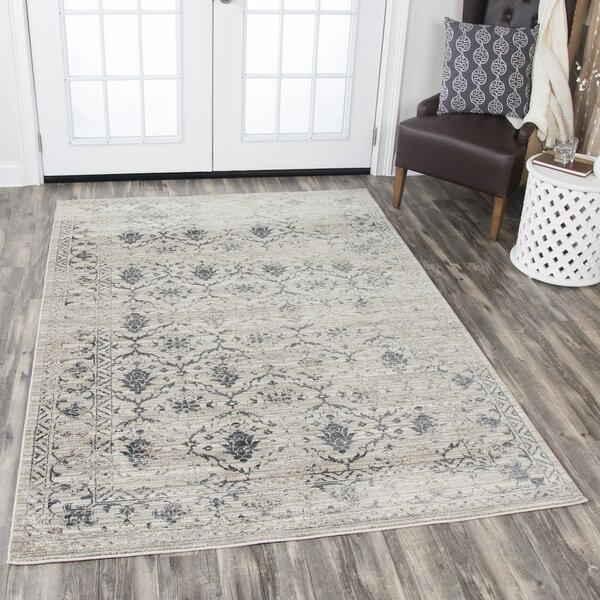 Margaret Natural Area Rug by Ophelia & Co.