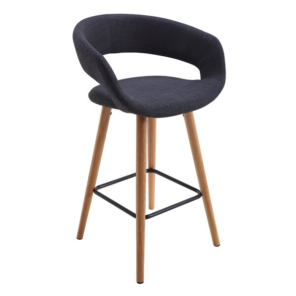 Viveros 25.75 Bar Stool by George Oliver