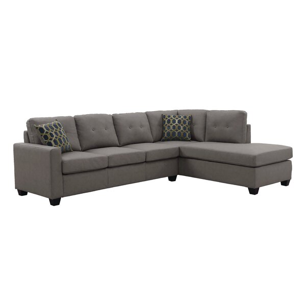 Babineau Sectional by Ebern Designs