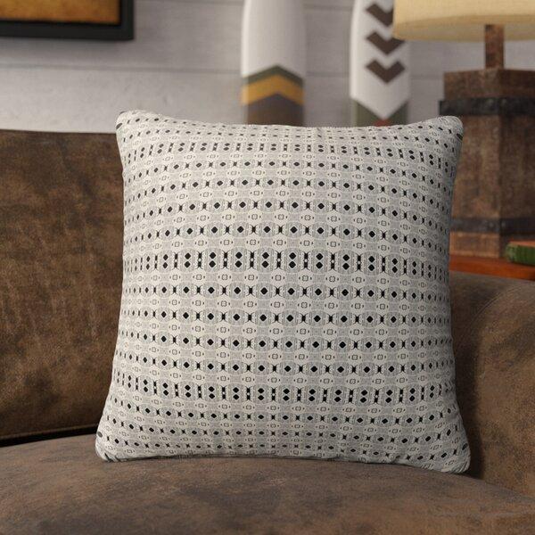 Liberty Hill Cotton Geometric Euro Pillow