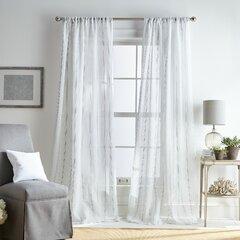 Modern Farmhouse Curtains Drapes Allmodern