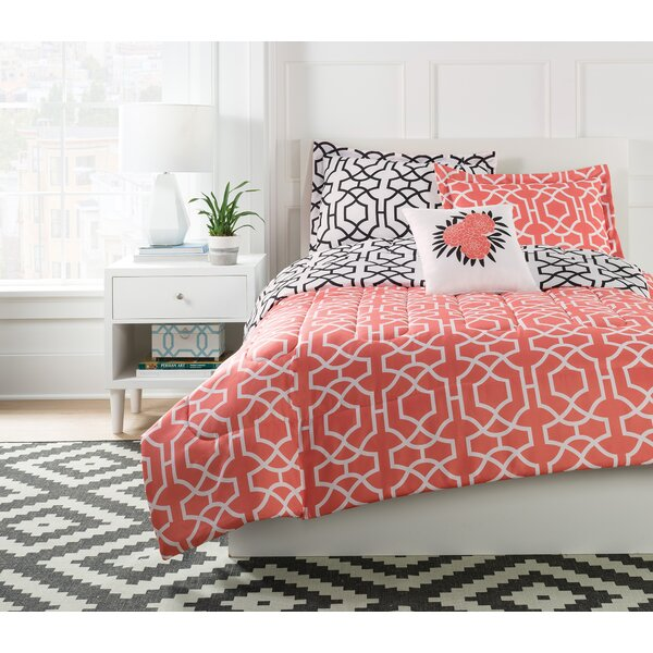 Anna Geo Comforter Set by Design Studio