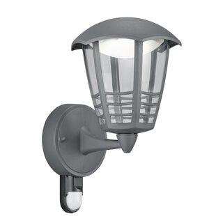 outdoor lantern with pir wayfair co uk