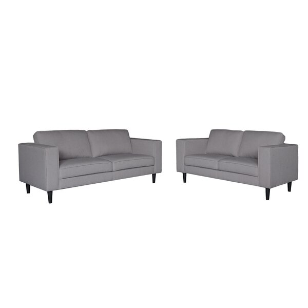 Demps Loveseat by Ivy Bronx