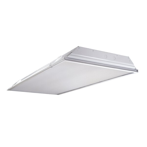 4-Light Fluorescent High Bay by Cooper Lighting