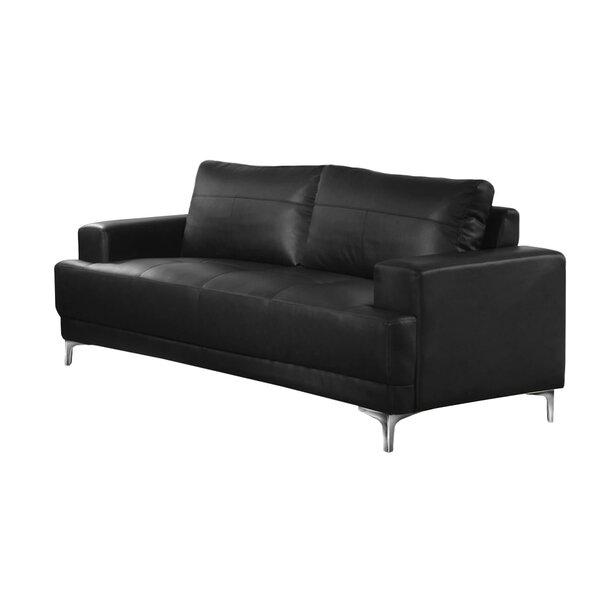 Sofa by Monarch Specialties Inc.