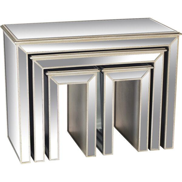 4 Piece Nesting Tables by AA Importing AA Importing