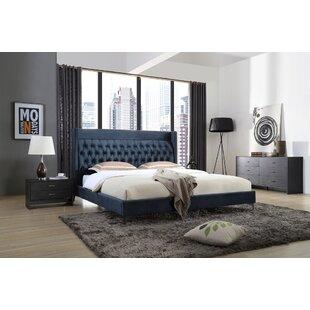 Navy Blue Bedroom Set | Wayfair