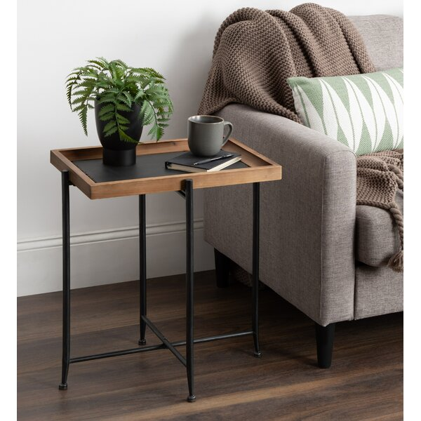 Bruning Tray Table By Union Rustic