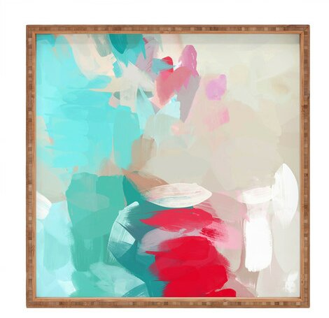 Beneath A Sunny Sky Framed Painting Print by East Urban Home