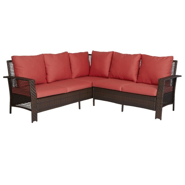 Ellie Right Hand Facing Sectional by Ivy Bronx