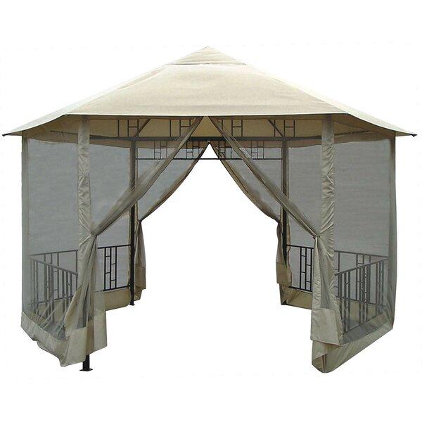 4 Piece Leg Wall Canopy Straight Kit by Caravan Sports