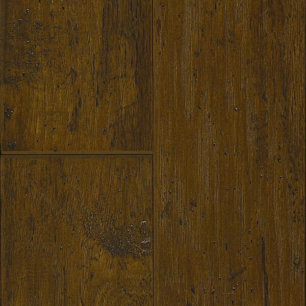 Americano 5 Engineered Hickory Hardwood Flooring in Rawhide by Welles Hardwood