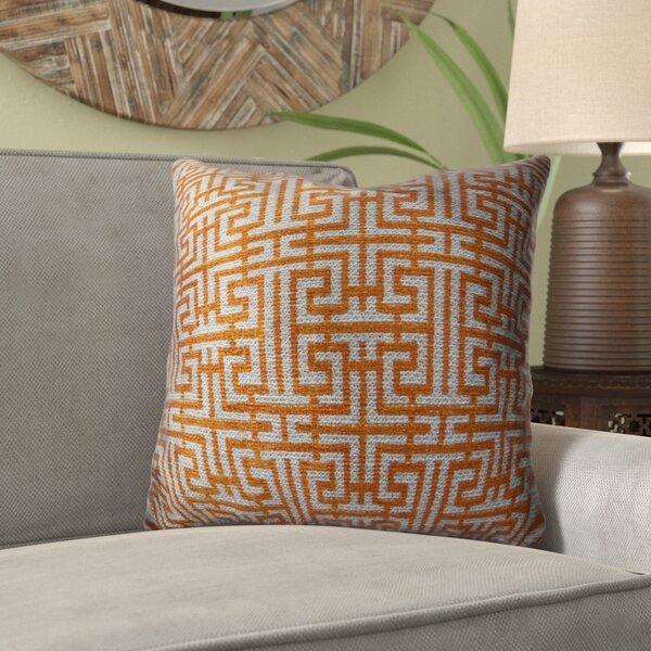 Roark Handmade Luxury Pillow by Bloomsbury Market