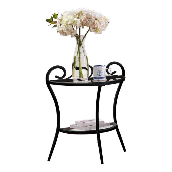 End Table by InRoom Designs InRoom Designs