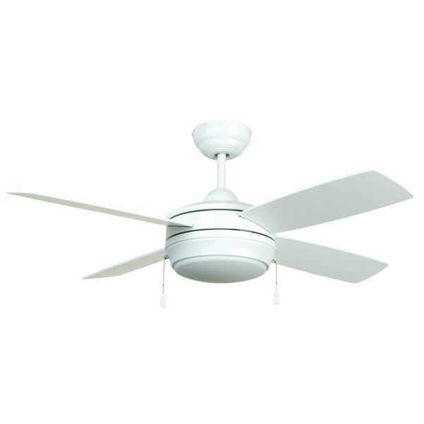 Moriarty 44 4 Blade Ceiling Fan by Zipcode Design
