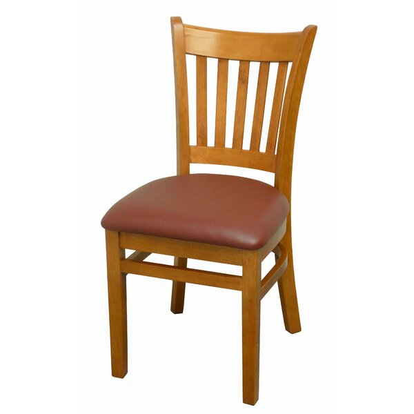 Side Upholstered Dining Chair by DHC Furniture