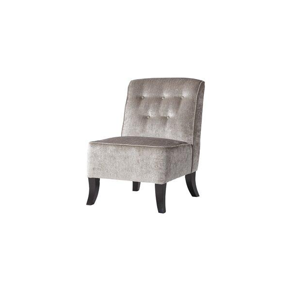 Paulis Slipper Chair by Rosdorf Park