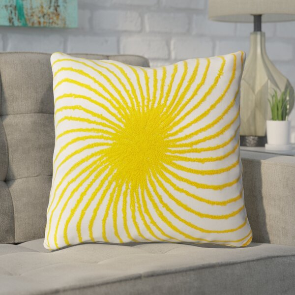 Cleanthes Throw Pillow by Mercury Row