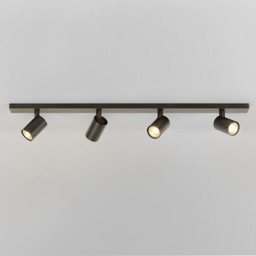 Deckenstrahler 4-flammig Ascoli Astro Lighting Gestellfarbe: Bronze lackiert   Lampen > Strahler und Systeme > Strahler und Spots   Astro Lighting