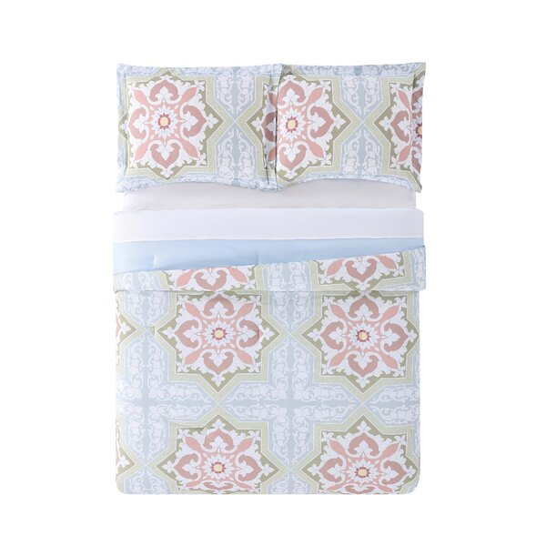 Clickett Comforter Set by Bloomsbury Market