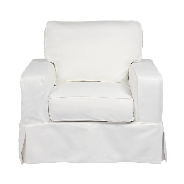Elsberry Box Cushion  Armchair By Rosecliff Heights