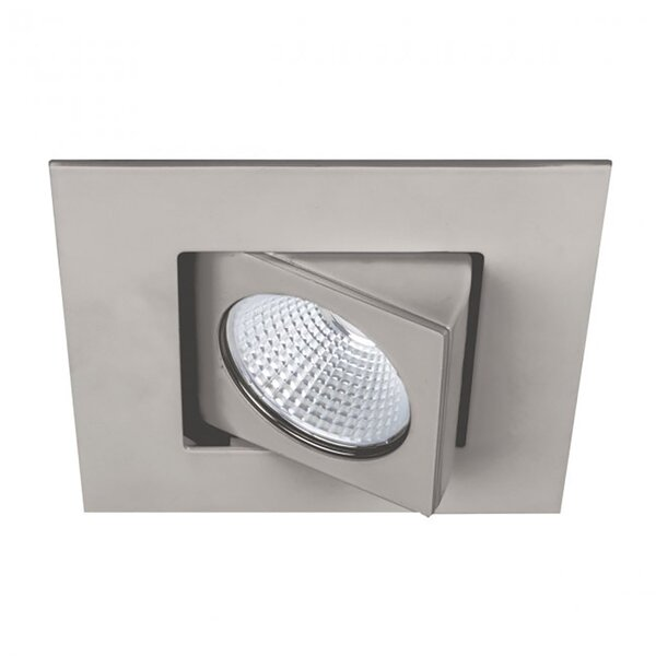 Oculux LED Adjustable 3.5 Square Recessed Trim by WAC Lighting