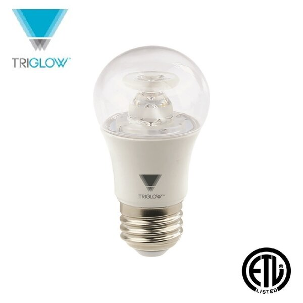 40W Equivalent E26 LED Standard Light Bulb by TriGlow