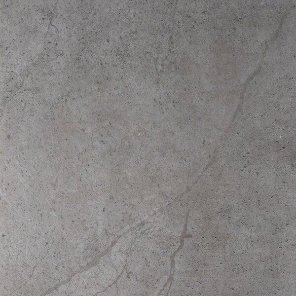 St. Moritz ll 18 x 18 Porcelain Field Tile in Gray by Emser Tile
