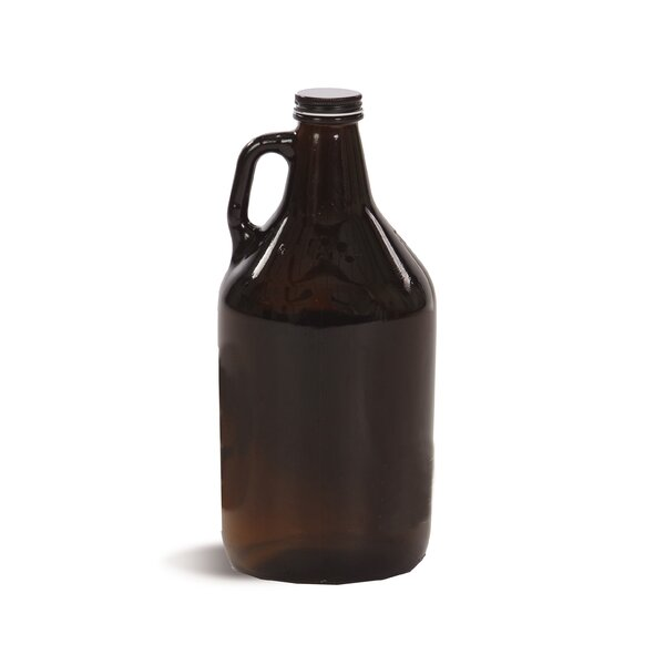 Christel Amber 64 Oz. Growler by Williston Forge
