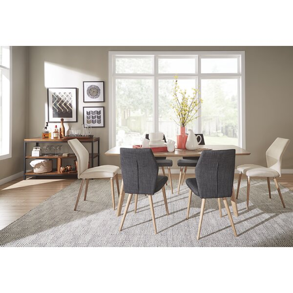 Bloch 7 Piece Dining Set by Mercury Row