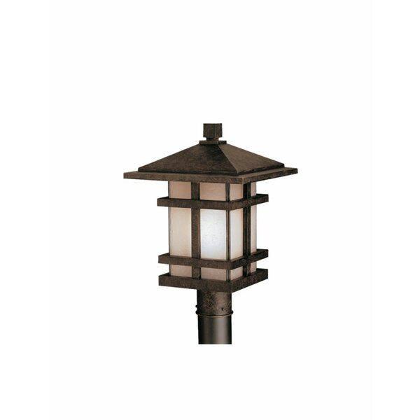 Cross Creek Outdoor 1-Light Lantern Head by Kichler