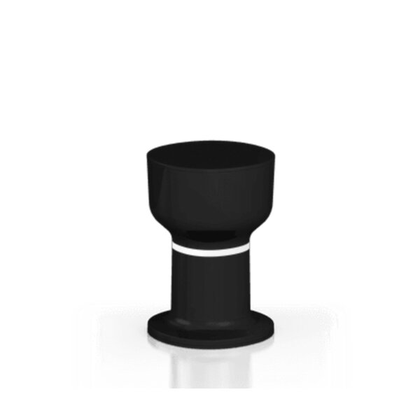 Gerrity Accent Stool by Ebern Designs