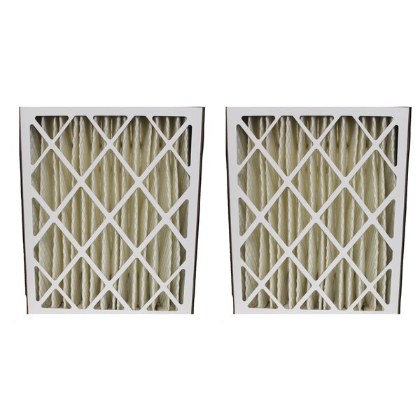Honeywell Merv 8 Replacement Air Filter (Set of 2) by Crucial