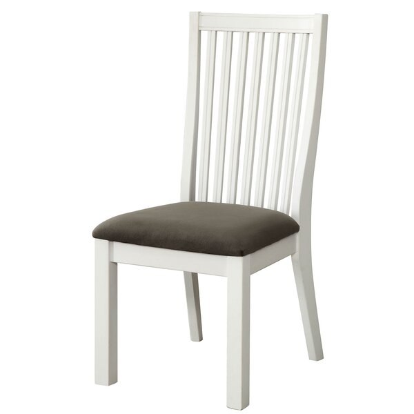 Sheron Upholstered Dining Chair (Set of 2) by Gracie Oaks