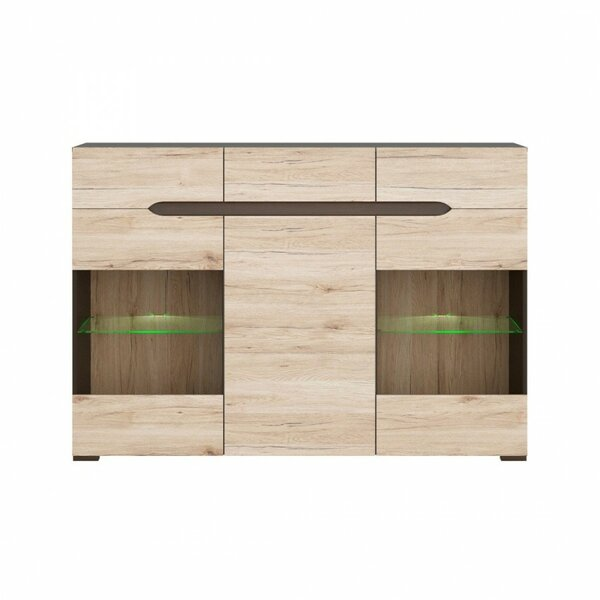 Blackmon 3 Drawer Accent Cabinet by Trule Teen
