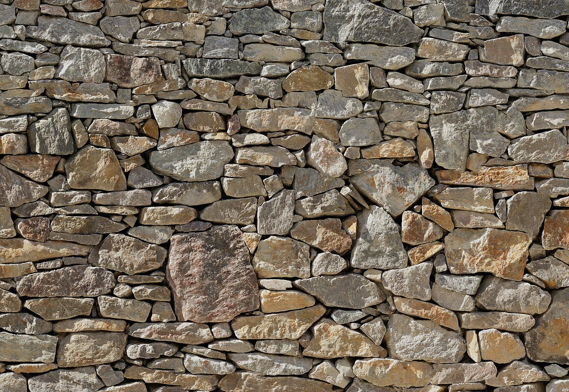 Stone wall murals choice image home wall decoration ideas loon peak chicopee 8 piece stone wall mural reviews wayfair chicopee 8 piece stone wall mural amipublicfo Gallery
