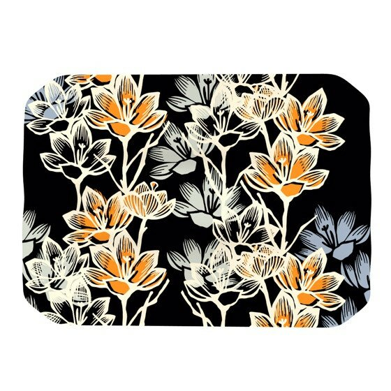 Crocus Placemat by KESS InHouse