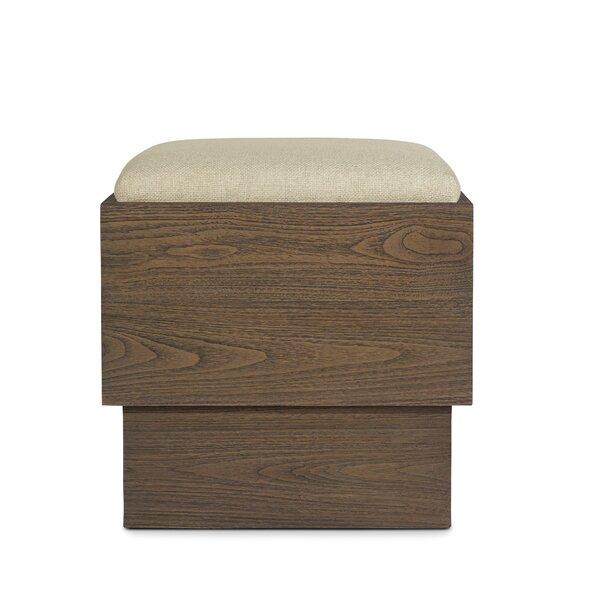 Vida Vanity Stool by Brownstone Furniture