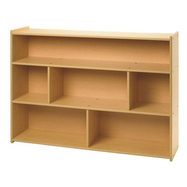 Value Line 5 Compartment Shelving Unit by Angeles