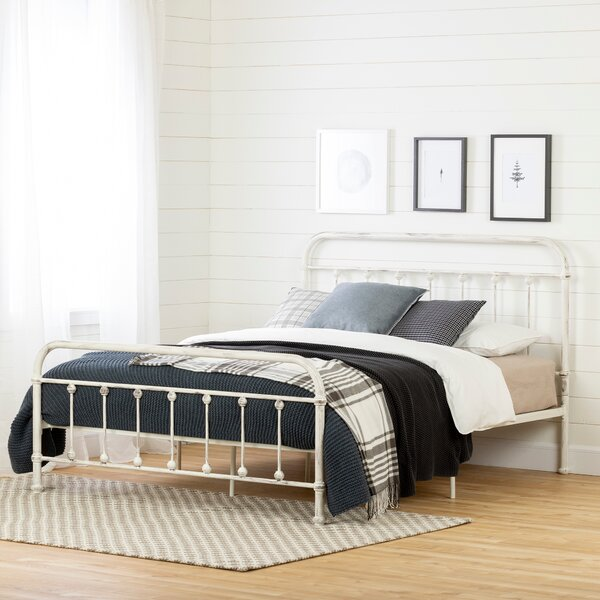 Prairie South Shore Platform Bed by South Shore