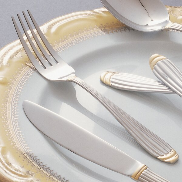 Greer Salad Fork (Set of 4) by Mint Pantry