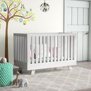 Best Reviews Mexicali Cottage Island Dowel 3-in-1 Convertible Crib ByMack & Milo