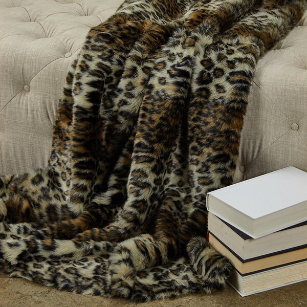 Regalado Luxury Throw by Bloomsbury Market