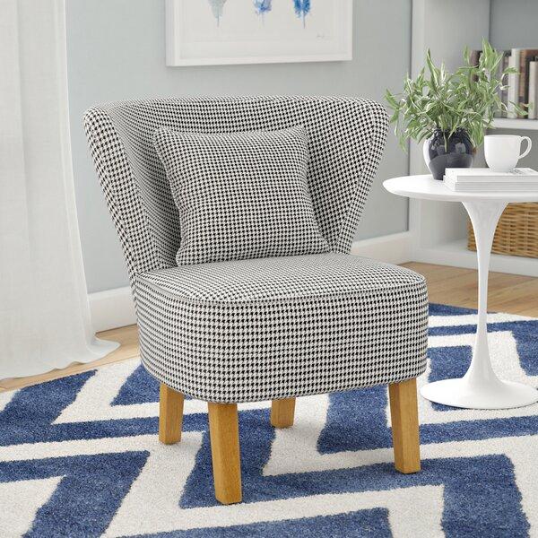 Douglas Slipper Chair by Modern Rustic Interiors