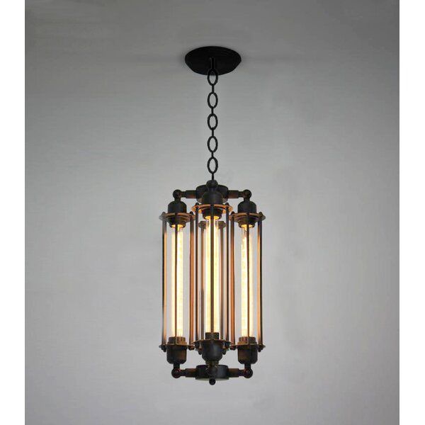 Kaleigh 4-Light Lantern Pendant by Trent Austin Design