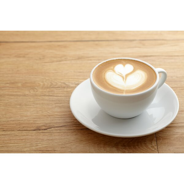 Cappuccino Foam Placemat (Set of 4) by East Urban Home
