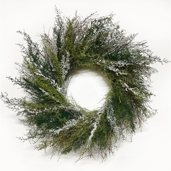 Forest Walks 22 Wreath by Dried Flowers and Wreaths LLC
